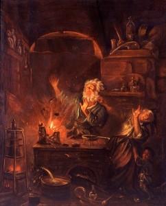 Alchemist's laboratory 1