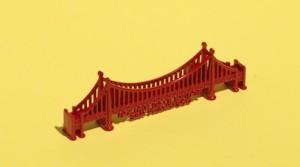 Toy Golden Gate Bridge